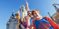 Mouthwatering Vacations with disney